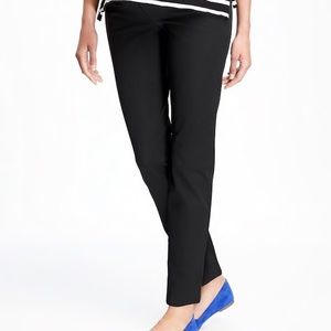 Side Panel Maternity Pixie Pants